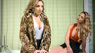 Brazzers - Hot And Mean -  Whore On Whore sce