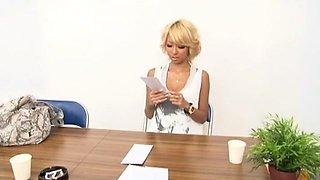 Crazy Japanese chick Mana Izumi in Best Bikini, Femdom JAV video