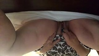 BBW Wife Vibrating Clit