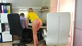 want to hire her? masturbation