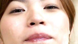 Teen maid bukkake creaming Asian Porn