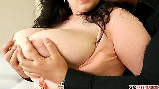 BBW big tits A.Beck!!!!